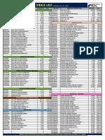 Amway Price List 24.05.19