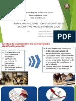 Presentación evaluacion formativa
