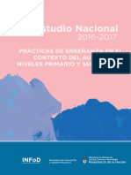 INFoD-Primer Estudio Nacional 2016-2017