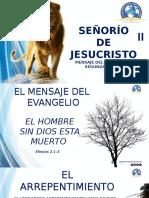 3. Señorio de Cristo 2