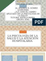 aplicacion psicologia de la salud