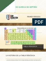 Sintesis de Quimica Septimo i Periodo