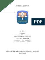 ISOMER HEKSAN1