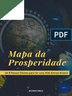 Mapa da Prosperidade - Os 9 Passos Chave para ter uma Vida Extraordinária