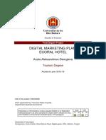 DIGITAL MARKETING PLAN_ ECORAL HOTEL.pdf
