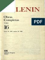 Obras completas. Tomo 16 (junio 1907 - marzo 1908) - Vladimir I. Lenin.pdf