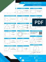 Formulario de geometría - Matemóvil