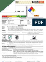 FST MOBILGREASE XHP 222