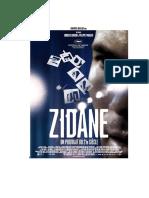 Dossier Zidane. Un retrato del siglo XXI
