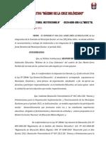 RDI Y CREDENCIALES MUNICIPIO 2020