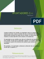 APUNTADORES C++