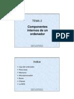 TEMA-2 Componentes Internos-Parte 1