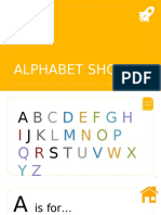 ITC - ALPHABET SHOW