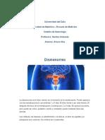 Dismenorrea- Alvaro Roa. semiologia