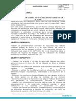 OBJETIVOS DEL CURSO SEGURIDAD EN TRABAJOS EN ALTURA.pdf