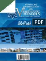 IV UNIANDES 2017