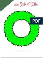 Christmas Circle of Fifths