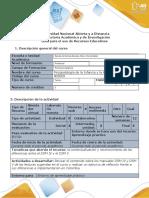 Guía para el uso de recursos educativos- Diferencias entre el DSM IV y el DSM V