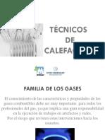 Instalación red de gas domiciliaria