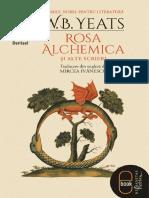 William Butler Yeats- Rosa Alchemica şi alte scrieri.pdf