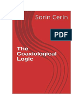 The Coaxiological Logic by Sorin Cerin