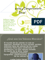 163407663-Valores-Morales-y-Comportamiento-Social-Eq1.ppt