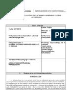 4. Introducción y diagnostico pedagogico.