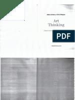 ACASO, M.; MEGIAS, C. - Art-Thinking. Como El Arte Puede Transformar La Educación