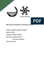 Practico Nomenclaturas IUPAC