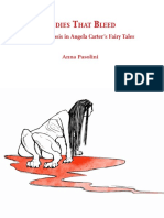 Angela Carter Metamorphosis in Angela Carter's Fairy Tales