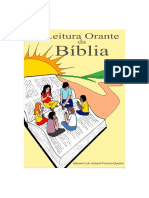 leitura orante da biblia livro completo