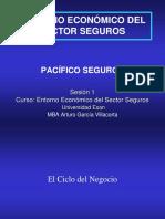 Esan - Pacífico Seguros - Entorno Económico del Sector Seguros - Ses. 1 .pdf