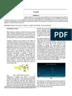 Turbidity Lab Report