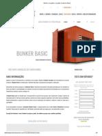 Bunker Locações _ Locação Container Basic
