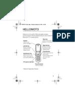 Motorola v177 Manual 3484