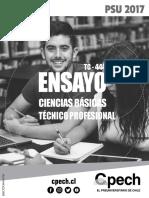 Ensayo TC-444