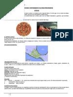 guia cultura prehispanicas 8vo basico