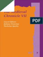 Erik Kooper - The Medieval Chronicle VII-Rodopi (2011)