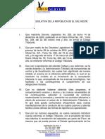 DECHD 233 161209 REF AL CODIGO  TRIBUTARIO