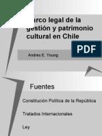 Marco legal Profesor Andrés Yung