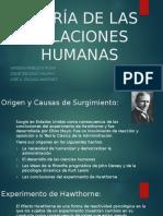 Teoría de las Relaciones Humanas.pptx