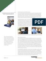 TANDBERG Microsoft Office Communications Server Interoperability Solution Sheet