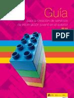 Guía para la creación de servicios de información juvenil en el exterior