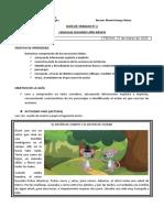 guia lenguaje segundo básico 2