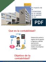 UPN Conf 2018-10-16 EL IMPACTO DE LA CONTABILIDAD EN LA GESTION DE LAS EMPRESAS