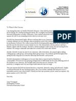 letter of rec jenny tousignant