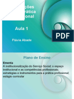 Aula_01 - Orientações para a Prática profissional - Power Point