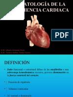 Fisiopatología de la insuficiencia cardiaca