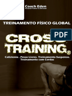 E-BOOK CROSS TRAINING ESSENCIA DO TREINAMENTO FUNCIONAL
