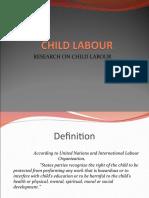 Child Labour Ppt..